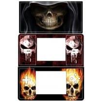 Sticker Autocollant Ds Skull