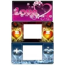 Sticker Autocollant Ds Love
