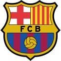 Stickers FC Barcelone et autocollant foot