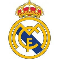 Sticker autocollant foot Real Madrid