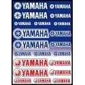 21 Stickers Autocollants moto Yamaha