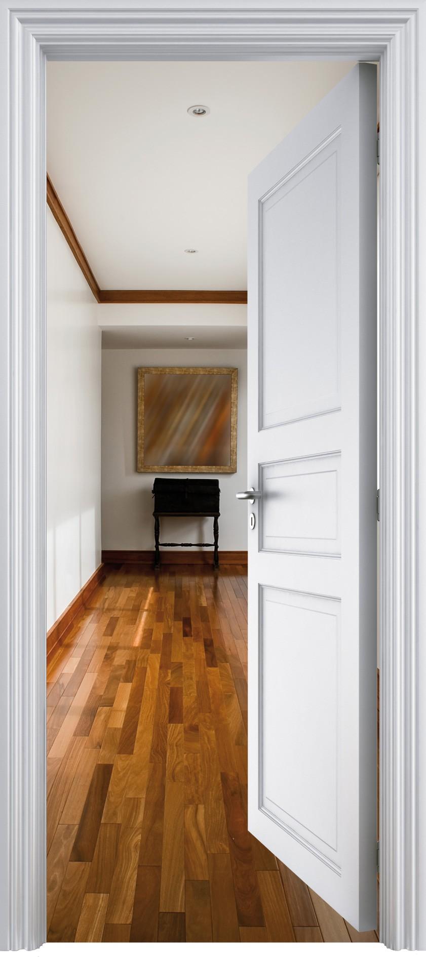 trompe l oeil porte fashion designs. Black Bedroom Furniture Sets. Home Design Ideas