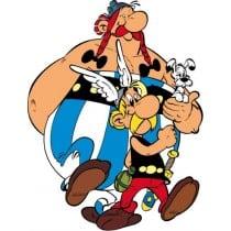 sticker Autocollant Asterix