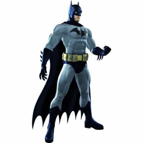 sticker Autocollant batman silhouette