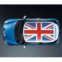Stickers autocollant Drapeau Union Jack 100x160cm