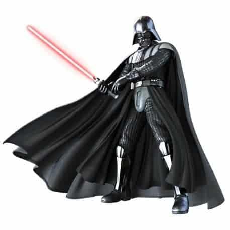 sticker Autocollant Darth Vader