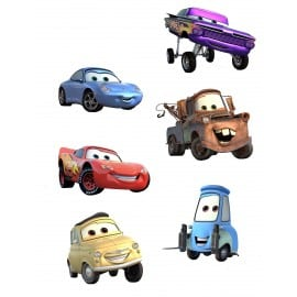 sticker Autocollant enfant Disney Cars