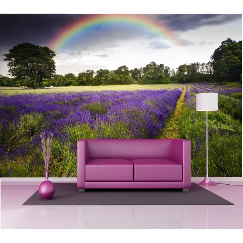 stickers g ant d co arc en ciel art d co stickers. Black Bedroom Furniture Sets. Home Design Ideas