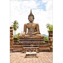 Stickers muraux déco :Bouddha