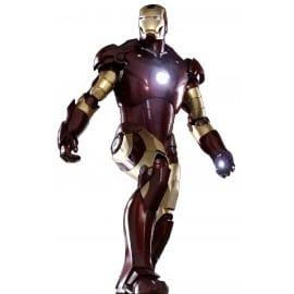 sticker Autocollant enfant Iron Man