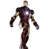 sticker Autocollant Iron Man