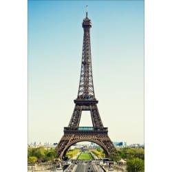 Stickers muraux déco : Tour Eiffel