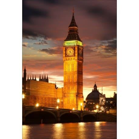 Stickers muraux déco : monument Londres