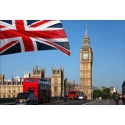 Stickers muraux déco : Londres