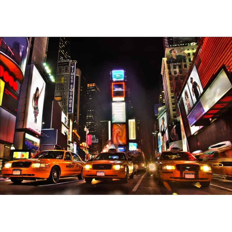 stickers muraux d co taxi new york art d co stickers. Black Bedroom Furniture Sets. Home Design Ideas