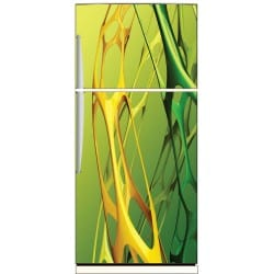 Sticker frigo déco design 70x170cm