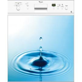Sticker Lave Vaisselle Goutte D'Eau
