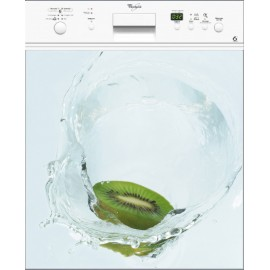 Sticker Lave Vaisselle Kiwi