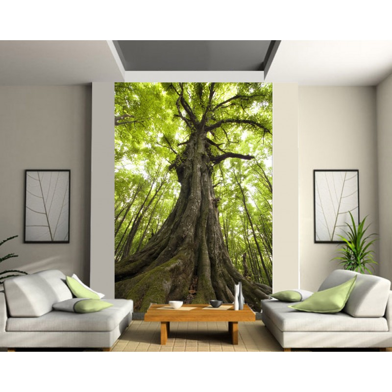 stickers g ant d co arbre art d co stickers. Black Bedroom Furniture Sets. Home Design Ideas