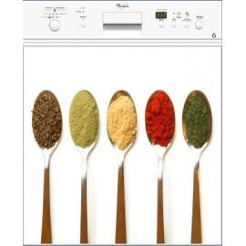 Sticker Lave Vaisselle Epices