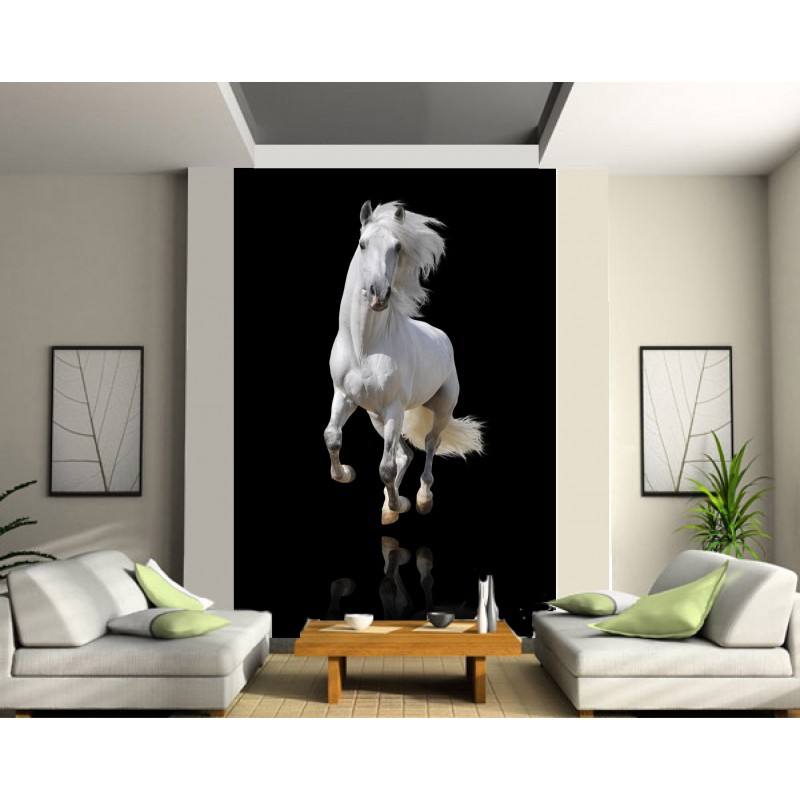 stickers g ant d co cheval blanc art d co stickers. Black Bedroom Furniture Sets. Home Design Ideas