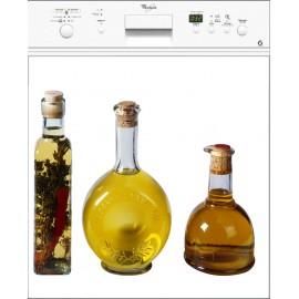 Sticker Lave Vaisselle 3 Condiments