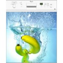Sticker Lave Vaisselle 2 Bananes