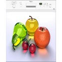Sticker Lave Vaisselle Translucide
