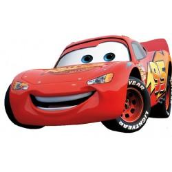 sticker voiture Autocollant enfant McQueen