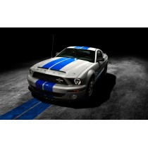 Stickers ou Affiche poster voiture ford mustang