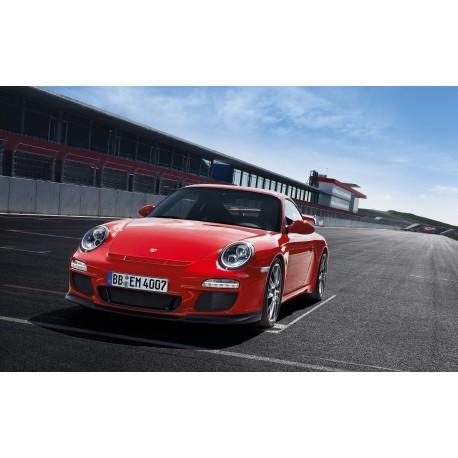 Stickers ou Affiche poster voiture Porsche