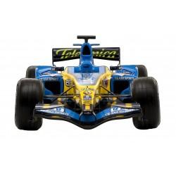 Sticker autocollant Formule 1