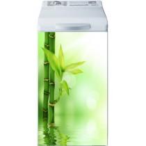 Sticker Lave Linge Bambou