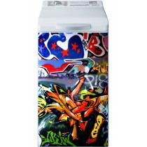 Sticker Lave Linge Graffiti Tag