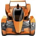 Sticker autocollant Voiture Sport