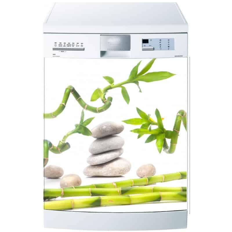 stickers lave vaisselle ou magnet lave vaisselle galets. Black Bedroom Furniture Sets. Home Design Ideas