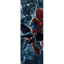 Stickers pour porte enfant Spiderman