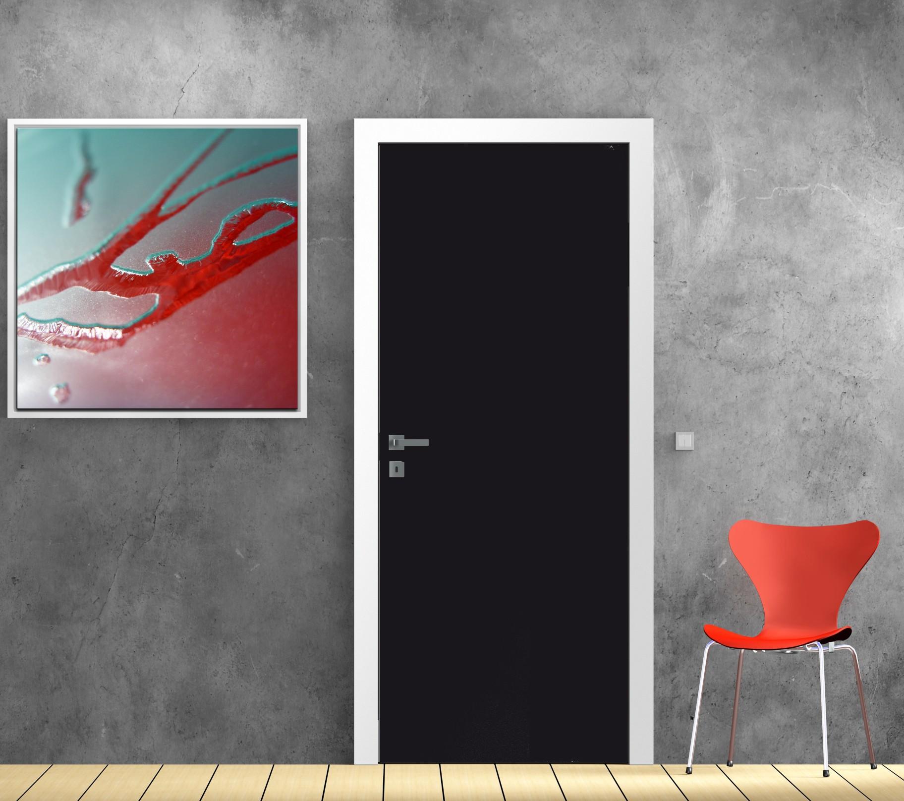 Tapisser Porte De Placard papier peint pour porte - papier peint collection