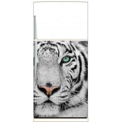 Sticker frigo tigre - ou sticker magnet frigo
