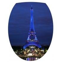 Sticker pour Abattant de WC Tour Eiffel