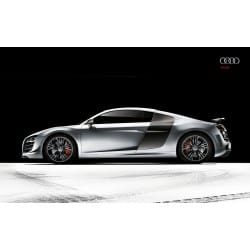 Stickers ou Affiche poster voiture Audi r8 Gt3