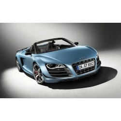 Stickers ou Affiche poster voiture Audi r8 Gt