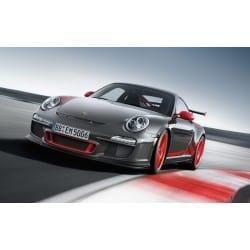 Stickers ou Affiche poster voiture Porsche 911 gt3 rs