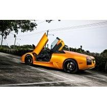 Stickers ou Affiche poster voiture Lamborghini murcielago