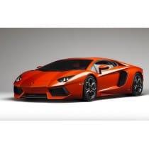 Stickers ou Affiche poster voiture Lamborghini aventador lp700