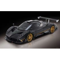 Stickers ou Affiche poster voiture Pagani zonda r