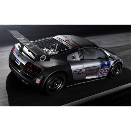 Stickers ou Affiche poster voiture Audi r8 sport
