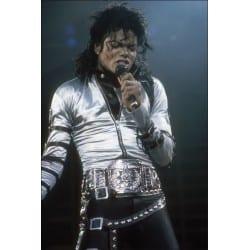Affiche poster Michael Jackson