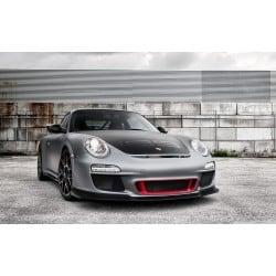 Stickers ou Affiche poster voiture Porsche gt3
