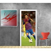 Stickers porte Lionel Messi